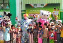 Puluhan Anak-anak Ikuti Khitanan Gratis