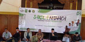 Rayakan Isro' Mi'roj Isnu dan Lesbumi Gelar Sekolah Mamaca
