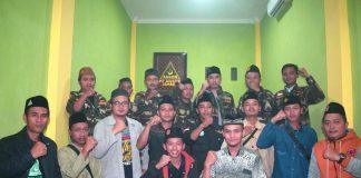 M. Irfan Aminullah /MWCNU Ambulu: Kegiatan Silaturrahim PAC dan perwakilan Ranting Ansor se Kecamatan Ambulu dengan PC GP Ansor Jember.
