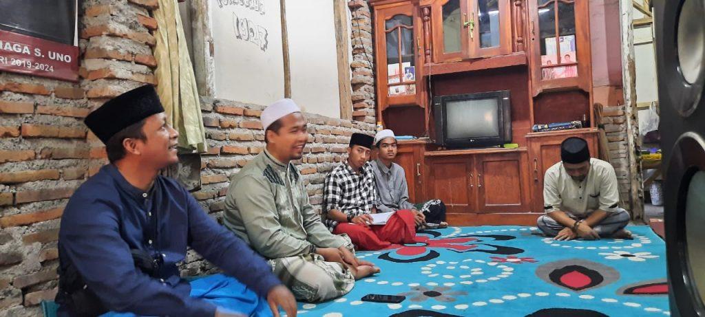 Komunitas Bengkel Ateh merangkul pemuda yang ingin bangkit dan memperbaiki diri untuk mendapat hidayah dari Allah SWT.